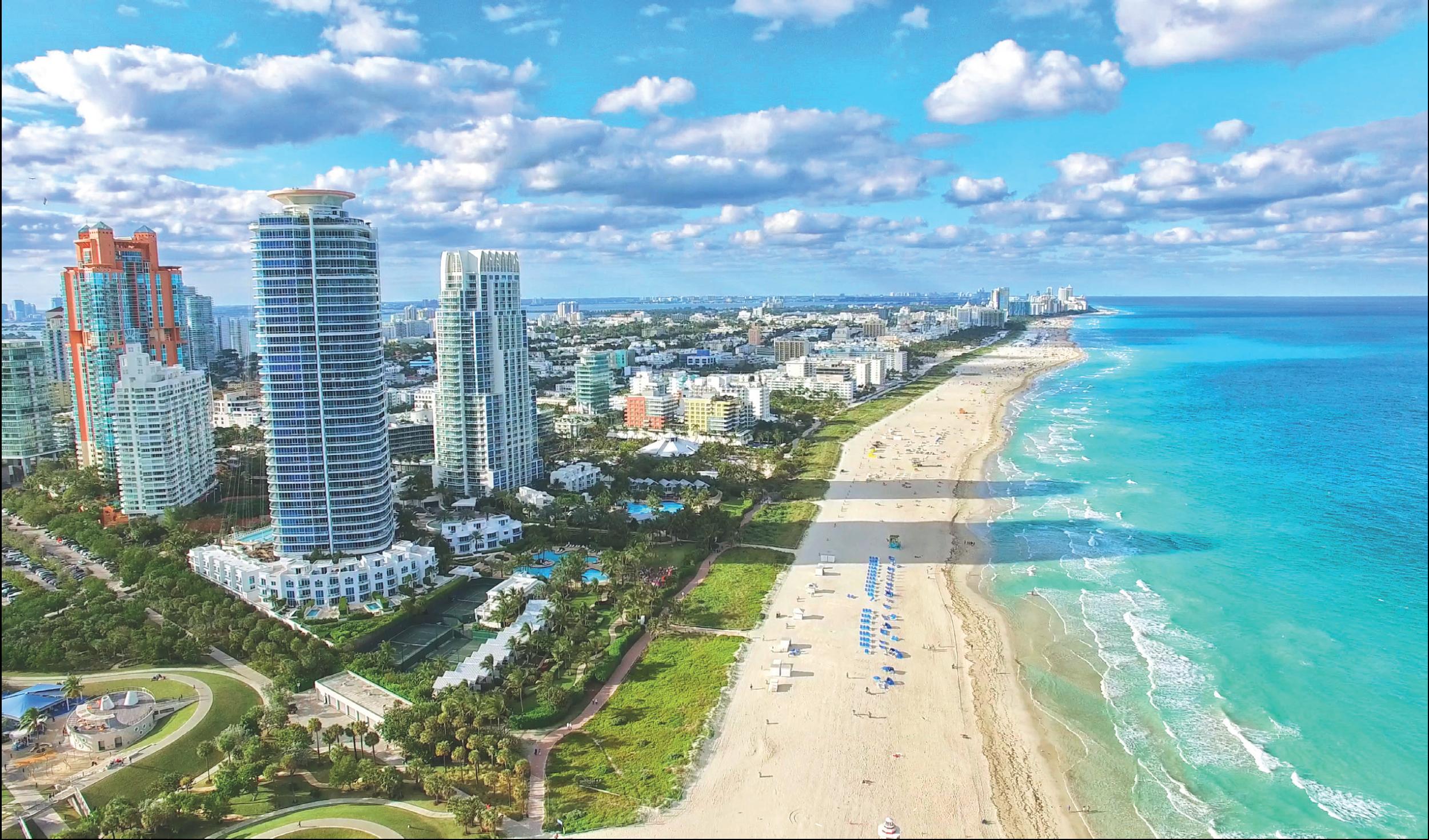 LE TOP 10 DES VILLES LES PLUS SEXY - Miami 1