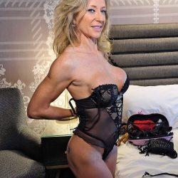 marina beaulieu aime le lingerie